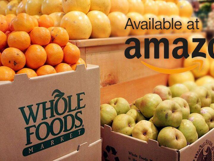 Amazon alla conquista del mercato del biologico