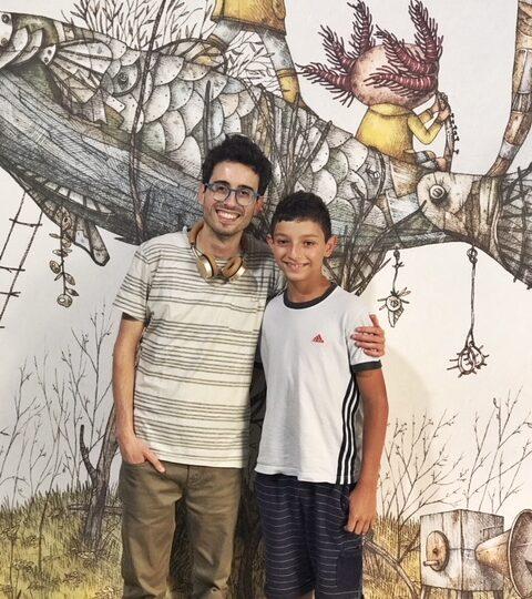 Leonardo Michelis incontra Marco Somà