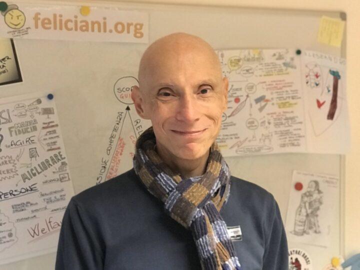 Alessandro Invernizzi: nasciamo per fare